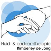 Logo Huid- en oedeemtherapie Kimberley de Jong voor littekentherapie, lymftherapie, camouflage therapie, aanmeten van elastische kousen, acne- en onthaarbehandelingen advies en zelfmanagement